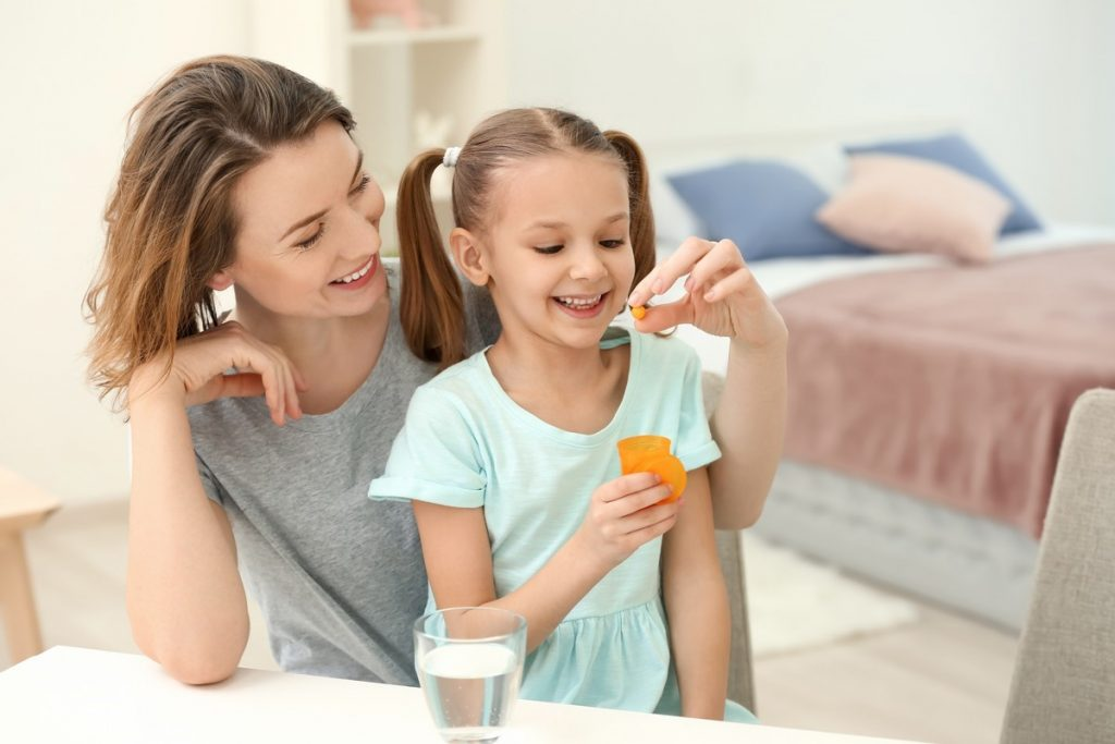 Best Natural Supplements for Young Kids
