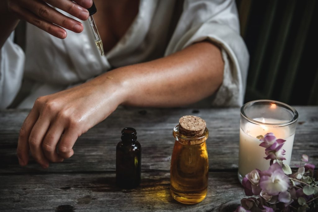 Essential Oils Can Reduce Anxiety & Depression